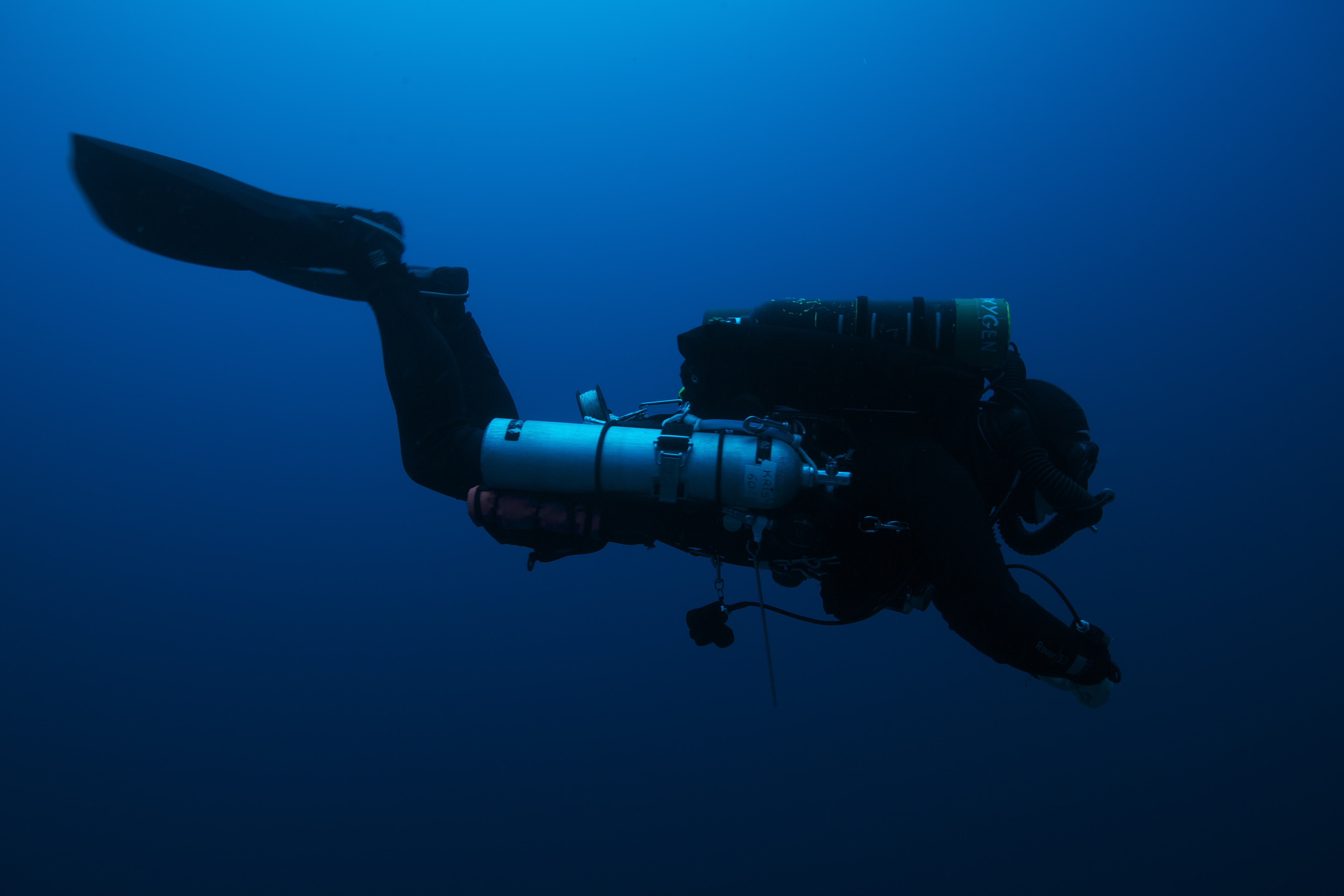 Advanced Training For Serious Divers