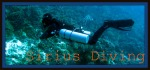 SDI open water sidemount course in the Riviera Maya