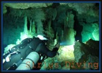 Sidemount cave course with Kris Harrison TDI instructor Trainer