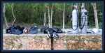 Equipment used for sidemount diving