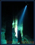 Cave Diving in Mexico with Sirius Diving